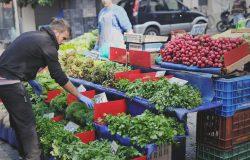 Street Market – Ateny