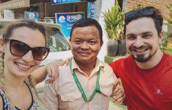 Siem Reap – Angkor Wat – Kambodża